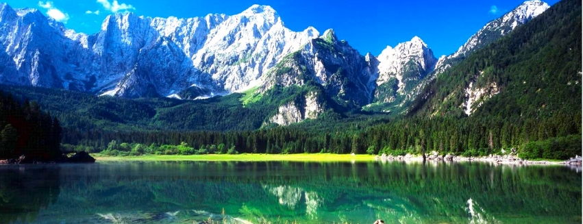 Viaggio nelle Alpi Friulane