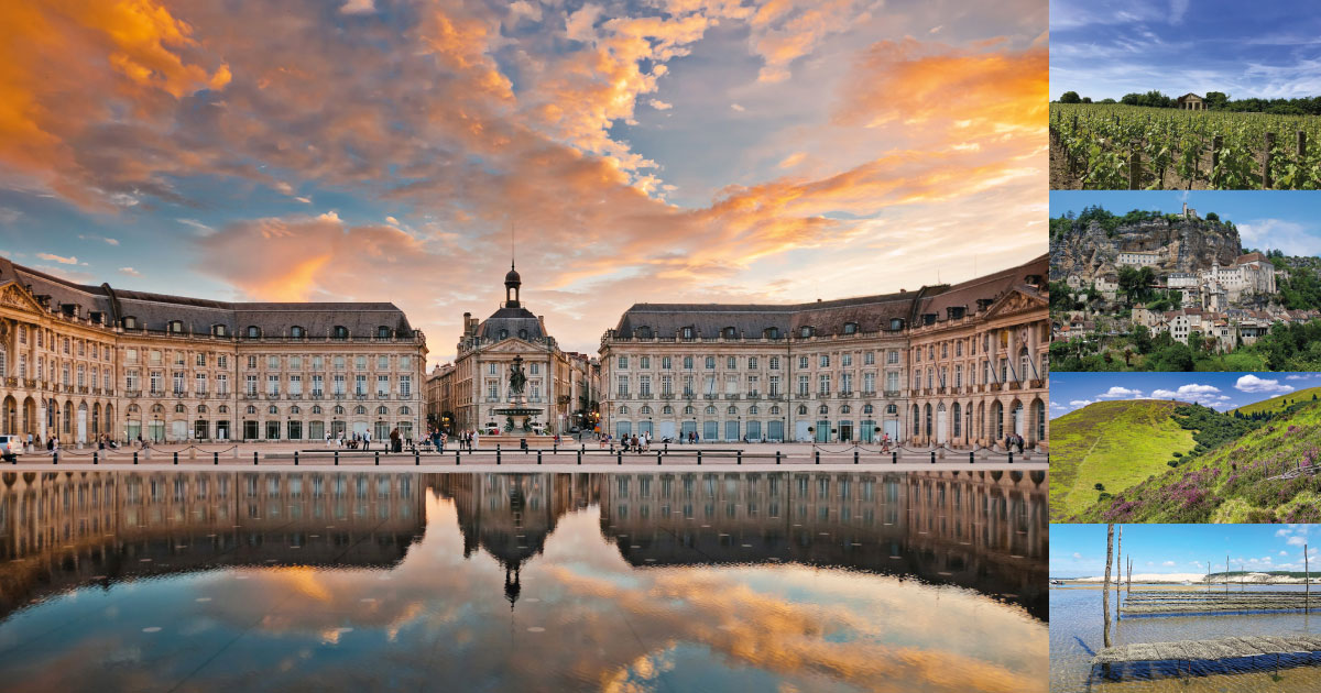 viaggio bordeaux e costa atlantica